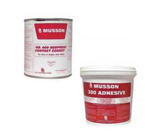 Musson #300 water based contact adhesive