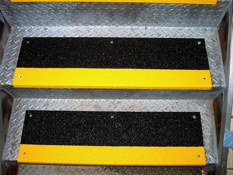Fiberglass Tread Covers