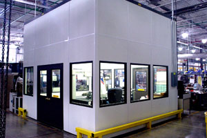 Prefabricated Small Steel Buildings And Specialty Enclosures