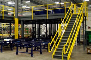 A Mezz Industrial Structures, Inc.