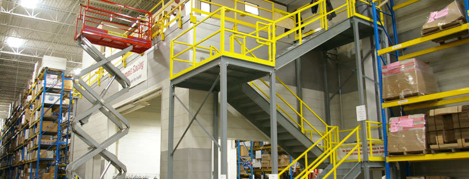 OSHA and IBC stairs and staircases photo